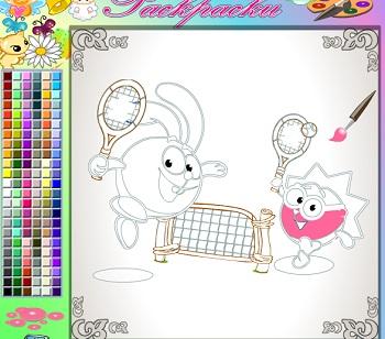 развивающие игры раскраски для детей 3 4 5 и 6 лет